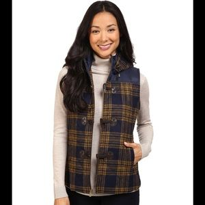 Pendleton First Frost Tartan Plaid Vest